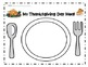 Thanksgiving Activities-In English-Lots of Simple Activiti