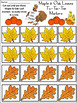 Thanksgiving Activities: Maple & Oak Leaves Fall-Thanksgiv