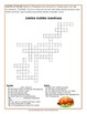 Thanksgiving Activity Fun Pack. Fifteen Pages of Puzzles,