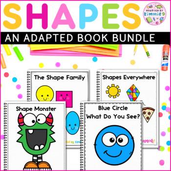 Shape Adapted Book Bundle: 2 Shape Adapted Books