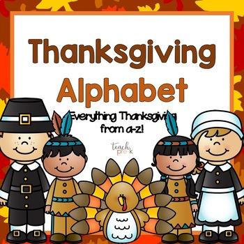 Thanksgiving Alphabet