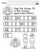 Thanksgiving Alphabet Review