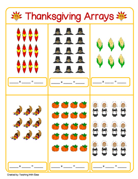 Thanksgiving Arrays