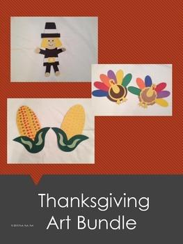 Thanksgiving Art Bundle