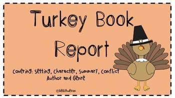 November Book Report