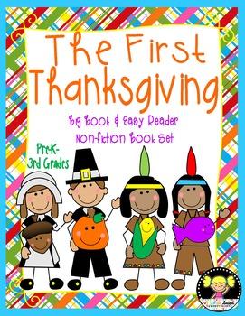 Thanksgiving {Book Set}