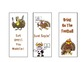 Thanksgiving Bookmarks