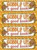 Thanksgiving Bookmarks (Free)