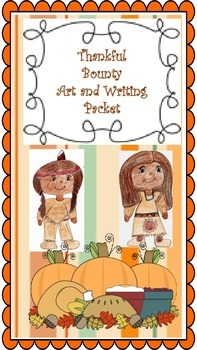 Thanksgiving Bulletin Board or Journal Writing Project