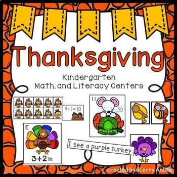 Thanksgiving Bundle: Turkstravaganza and Thanksgiving Math