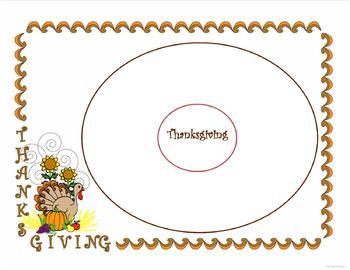 Thanksgiving Circle Map