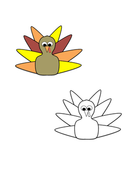Thanksgiving Clipart Pack
