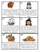 Thanksgiving Context Clues Activity Pack
