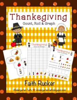 Thanksgiving Count, Roll & Graph