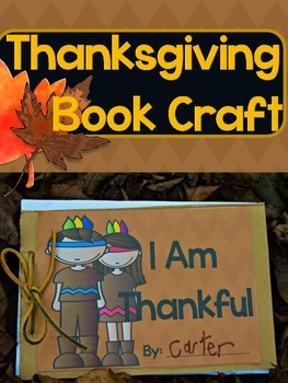 Thanksgiving Craft Book