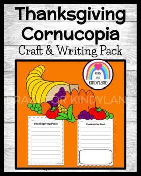 Thanksgiving Craft: Cornucopia