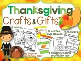 Thanksgiving Crafts and Gifts