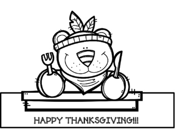Thanksgiving Crowns:  The Bundle (5 Crowns)