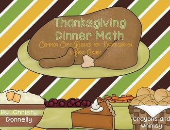Thanksgiving Dinner Math