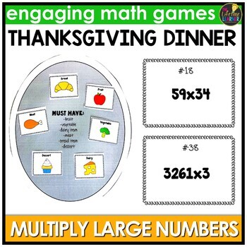 Multiplying Large Numbers Game