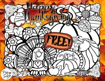 Thanksgiving FREEBIE!