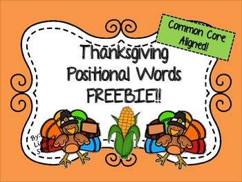 Thanksgiving FREEBIE!!