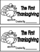 Thanksgiving Booklet FREEBIE