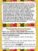 Thanksgiving Fluency