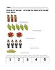 Thanksgiving Math - Kindergarten