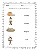 Thanksgiving Fun Pack - Differentiated