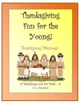 Thanksgiving Fun for the Very Young