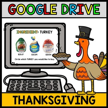 Thanksgiving - Google Drive - Special Education - Grocery