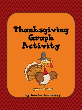Thanksgiving Graph Activity Grade 1