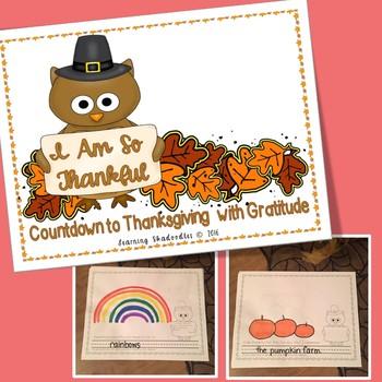Thanksgiving Gratitude Book