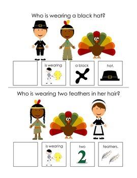 Thanksgiving Interactive Books