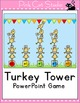 Thanksgiving Activities - Turkey Review Games for Any Subj