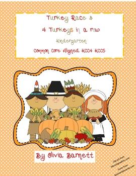 Thanksgiving Kindergarten Math