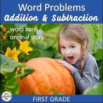 Thanksgiving Activities Word Problems First Grade