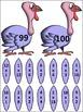 Thanksgiving Activities: Turkey Tail Feathers Multiplicati