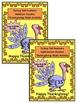 Thanksgiving Games: Turkey Tail Feathers Math Puzzles Bund