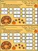 Thanksgiving Math Activities: Turkey Thanksgiving Ten Fram