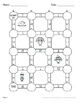 Thanksgiving Math: Dividing Fractions Maze