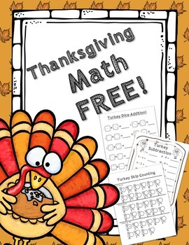 Thanksgiving Math Free