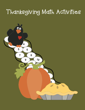 Thanksgiving Math Fun