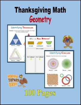 Thanksgiving Math:  Geometry