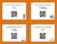 Thanksgiving Math: Metric Weight Conversions QR Code Task Cards