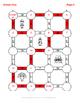 Thanksgiving Math: One Step Equations Maze (Addition & Sub