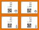 Thanksgiving Math: Three 3-Digit Subtraction QR Code Task Cards