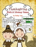Thanksgiving Math and Literacy Games
