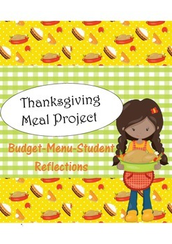 Thanksgiving Meal Project